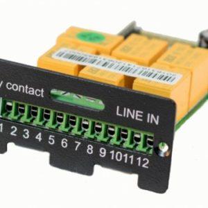 """Релейная карта (""""сухие контакты"""") для ИБП HIDEN 1-3 kVA"""